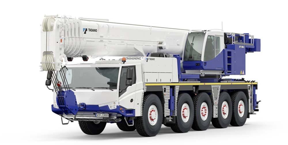 Crane Spotlight: Tadano ATF 130G-5 All Terrain Cranes