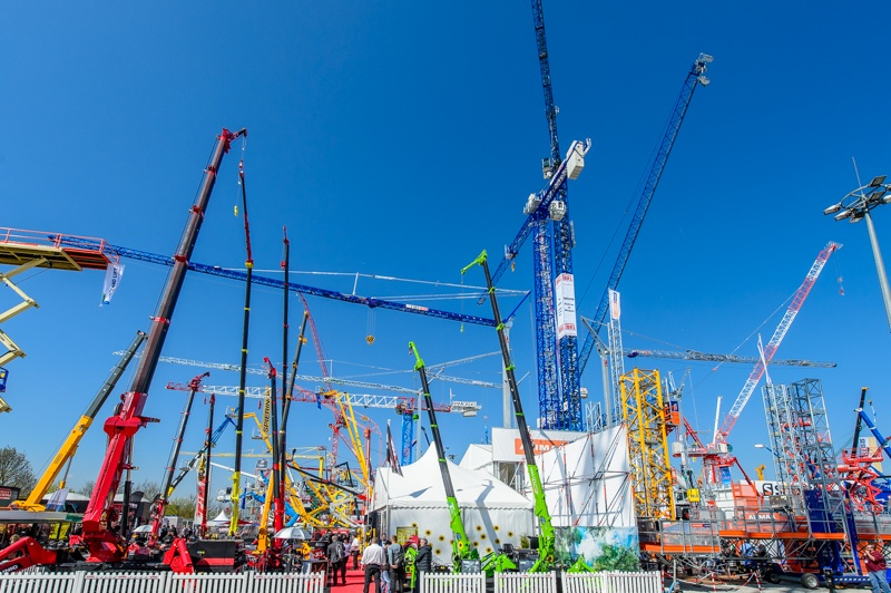 Bauma 2016 Recap - The Latest in Lifting Equipment Solutions