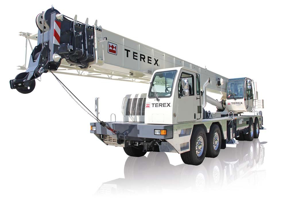 Equipment Spotlight: Terex T780 Truck Crane